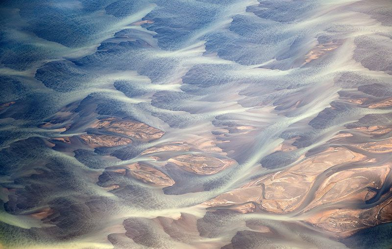 aerial photos of iceland look like abstract landscape paintings andre ermolaev (5)