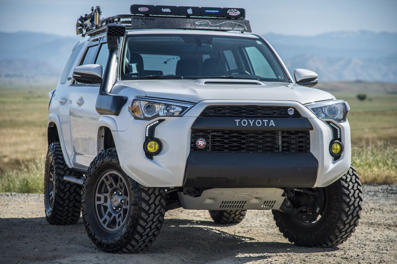 Itsdchz 2015 SR5P Build Thread Toyota 4Runner Forum
