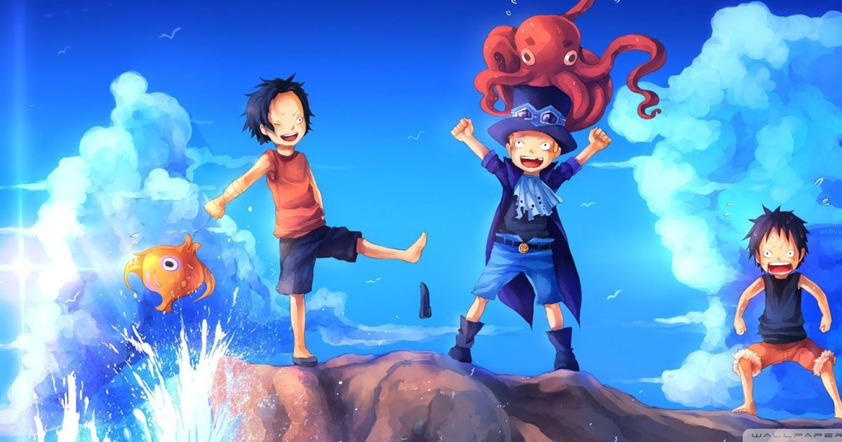 One Piece Art Sabo Portgas D Ace Luffy 4k Hd Desktop 77 Sabo One Piece Hd Wallpapers Background Images One Chibi Wallpaper Sabo One Piece Hd Anime Wallpapers
