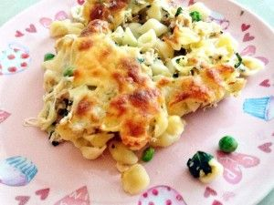 Salmon pea and mint pasta bake easy mid week family meal for salmon pea and mint pasta bake easy mid week family meal for making something out of nothing in the fridge toddler and baby love it and tastes yummy forumfinder Images