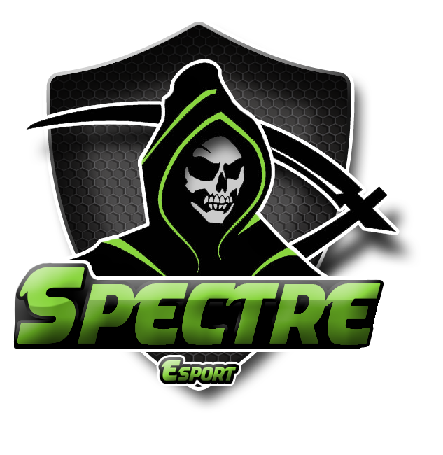 Logo final Structure Gaming Spectre. Logo