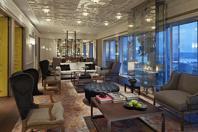 The Residence At Intercontinental Geneva 酒店 立秋