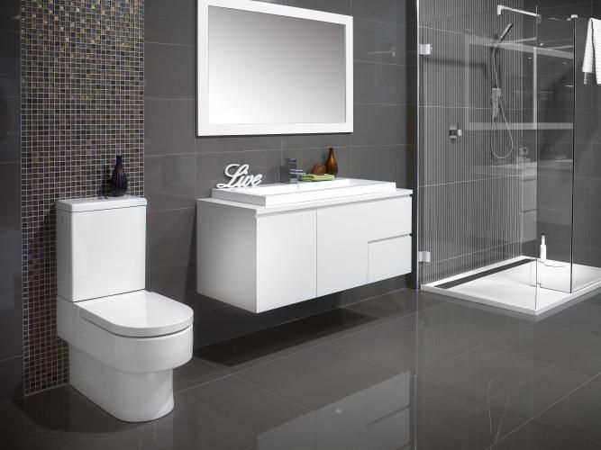 Genova Select And Pure Walk In 667×500  Sha Home Style Glamorous Modern Grey Bathroom Designs Review