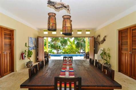 The best beach homes for sale in the Riviera Maya