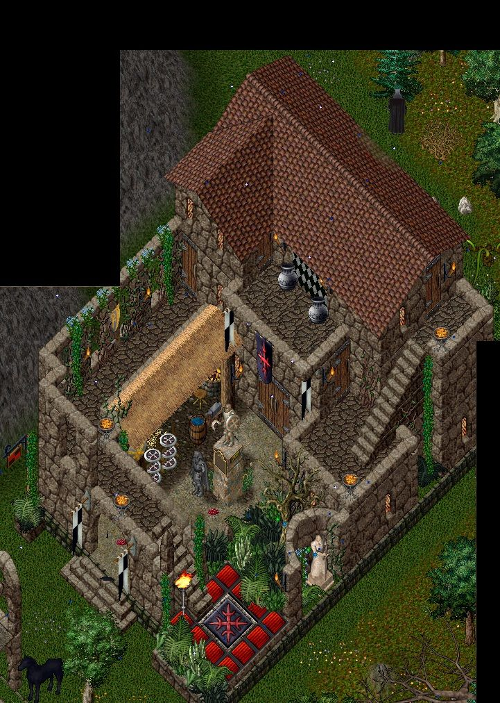 Ultima online custom house design House list disign
