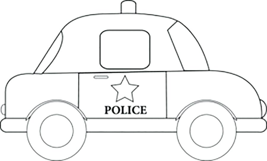 Pin By Cristiana Sousa On Stencils Templates Cars Coloring Pages Police Cars Police
