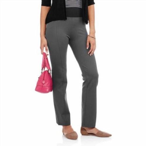 22.99$  Buy now - http://vicvj.justgood.pw/vig/item.php?t=pvue4v334984 - Concepts Women's Wide Leg Power Pant W/Elastic Band, Grey, 10 22.99$