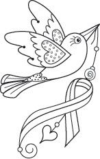 breast coloring pages - photo#26