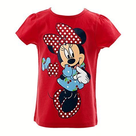 T-shirt Minnie pour enfants - Disney Store