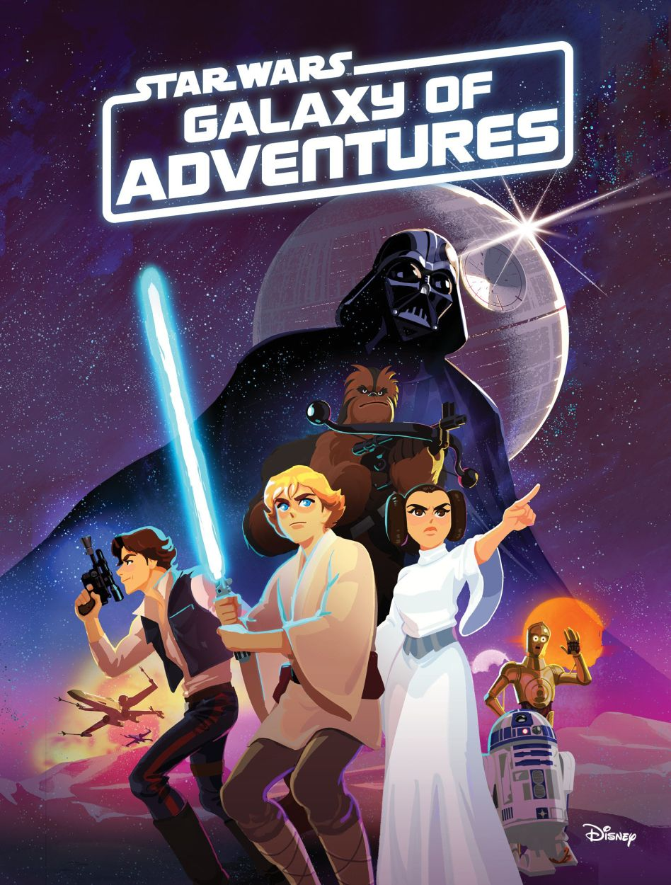 Star Wars Galaxy Of Adventures Chapter Book Star Wars Books Star Wars Star Wars Galaxies
