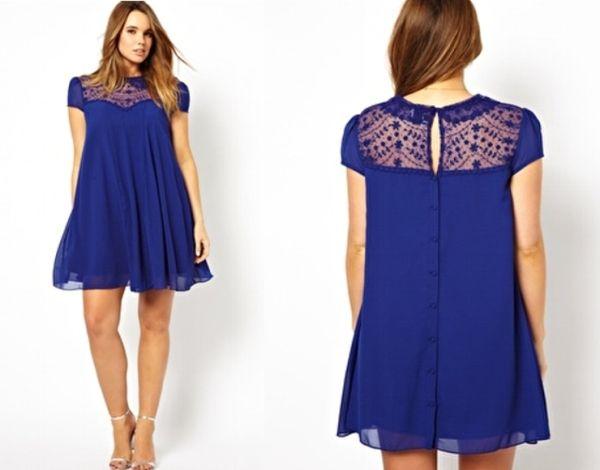 10 Flattering Dresses for Plus Sized Women   Clothes   Pinterest ...