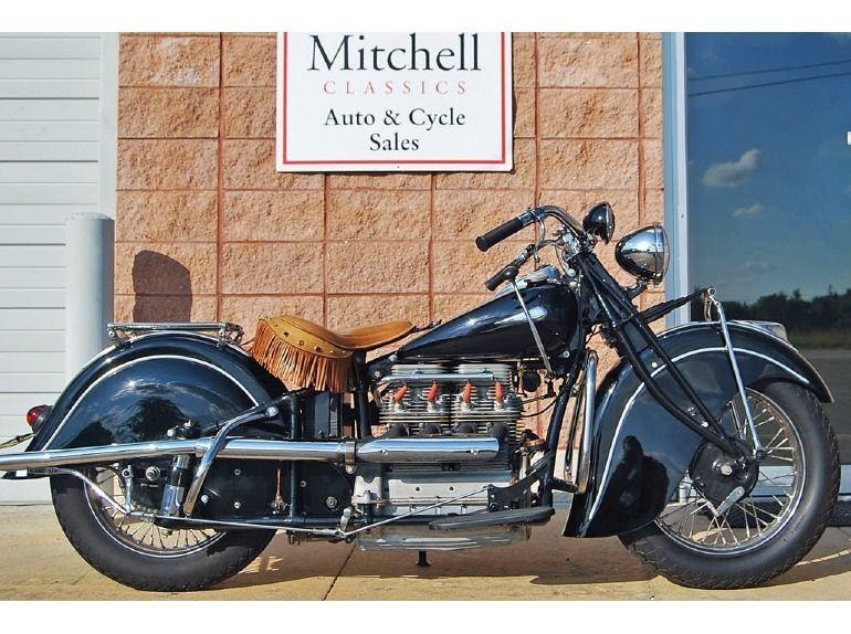 1940 Indian Four Montgomery Al 114396616 Cycletrader Com Indian Motorcycle Vintage Indian Motorcycles Indian Motorbike
