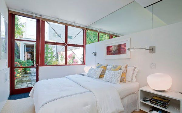 A 10 Foot Wide Home In San Francisco Home My Ideal Home Home Bedroom
