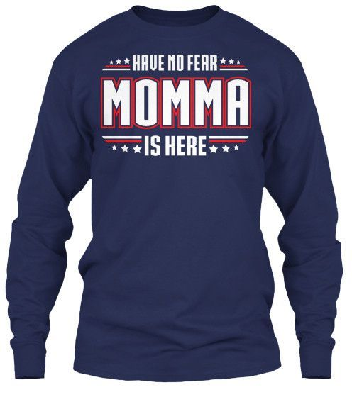 NO FEAR MOMMA ~ Tees and Long-Sleeves