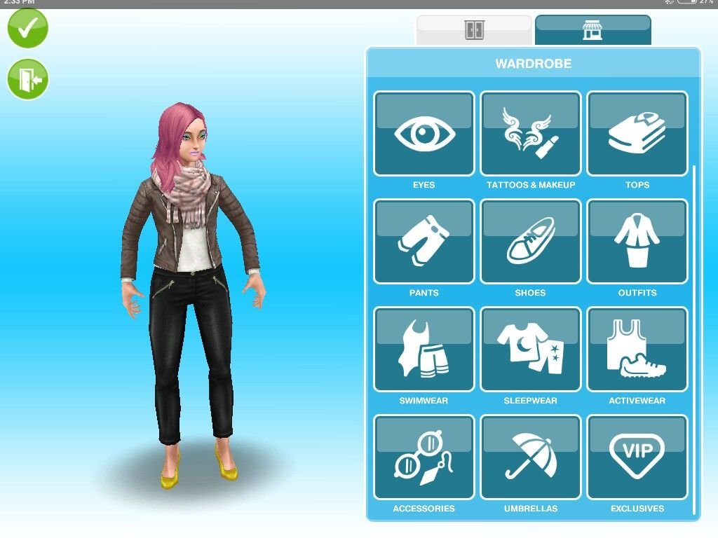 Sims Free Play Outfit Ideas Sims Free Play Sims Play