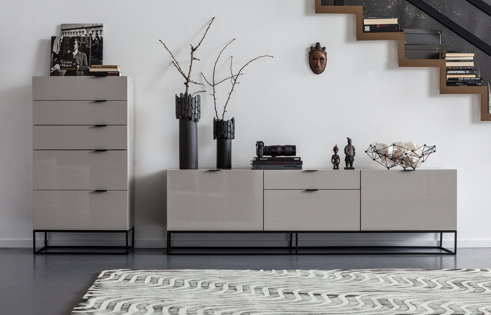 Heaven Tv Cabinet By Kare Design Graue Wohnzimmer Möbel Kare Design Design