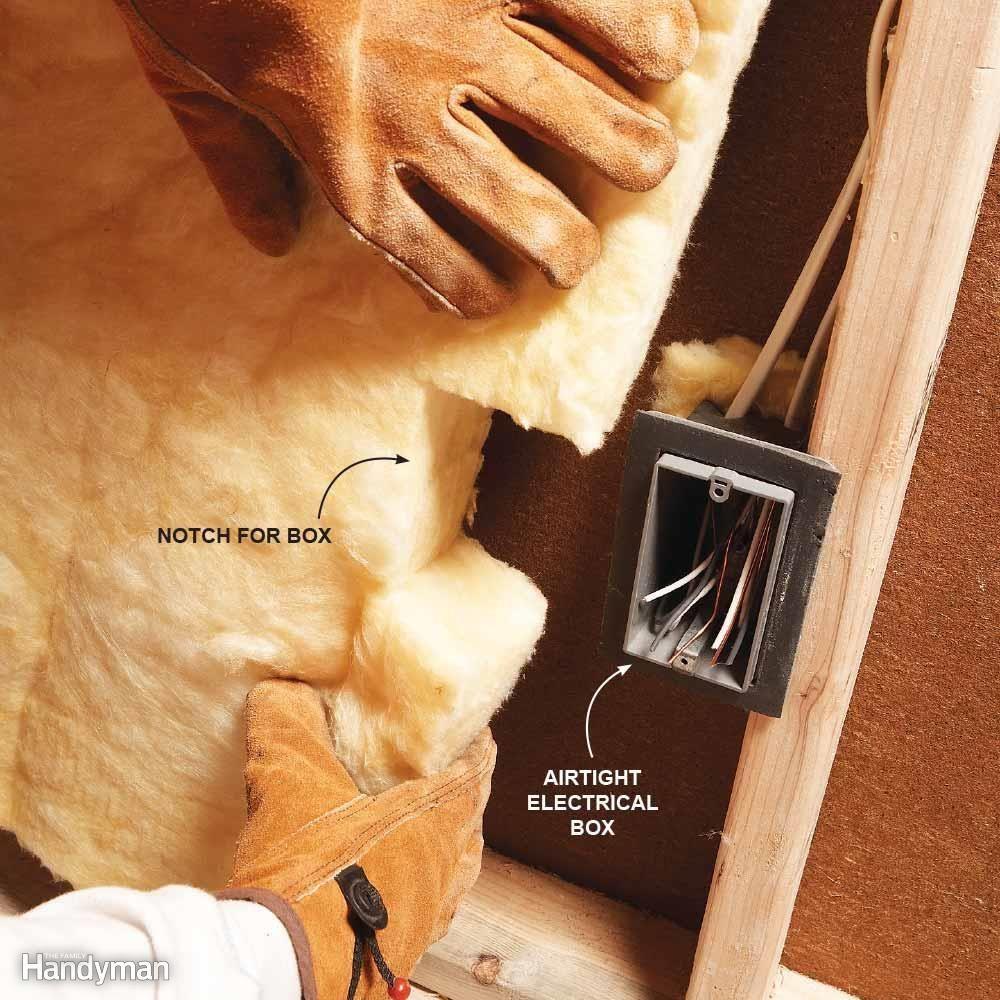 10 Tips for Insulating Walls Wall insulation, Fiberglass