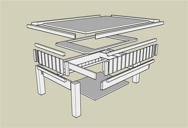 How To Build Lift Top Coffee Table Plans Pdf Woodworking Plans