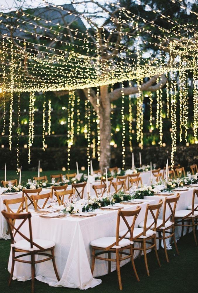 30 Beautiful Decor Ideas For Park Wedding | Wedding Forward