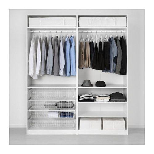 PAX Ormar - - - IKEA Flat plans Pinterest Armoire penderie - Armoire Ikea Porte Coulissante