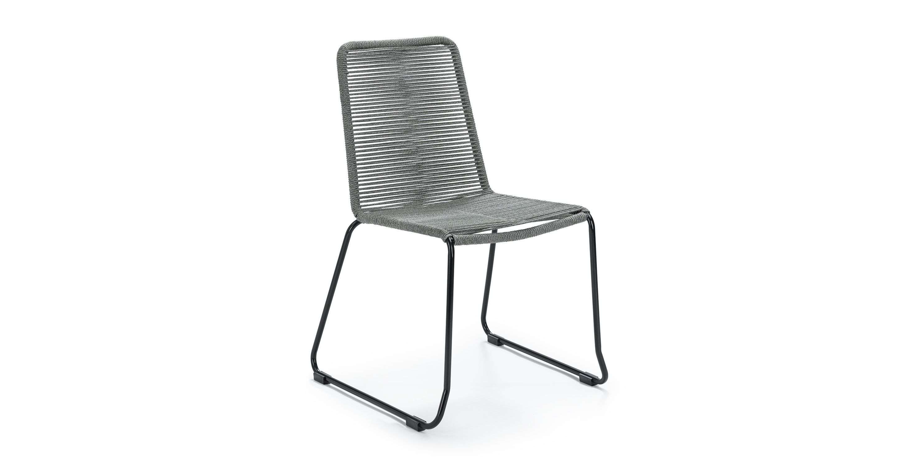 Como Gray Dining Chair Dining Chairs Article Modern Mid
