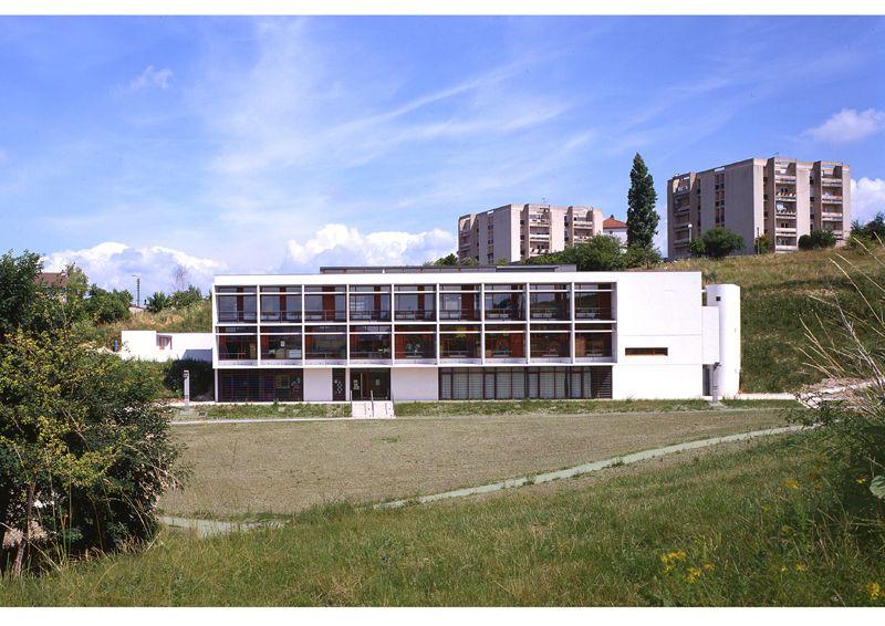 Centre social La Ferme de l'Hôpital à Epernay Livré en