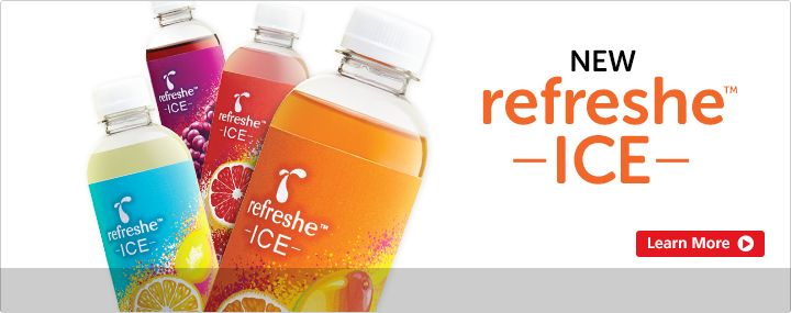 Free Refreshe Ice Drink