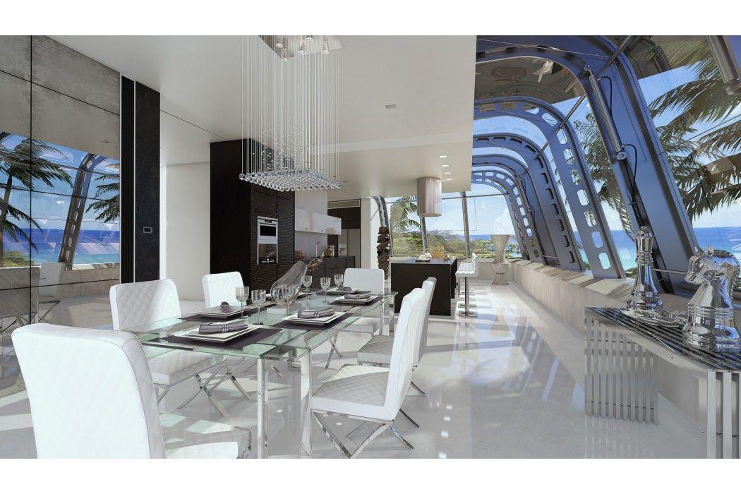 Modani Homes   Contemporary   Dining Room   Miami   Modani Furniture