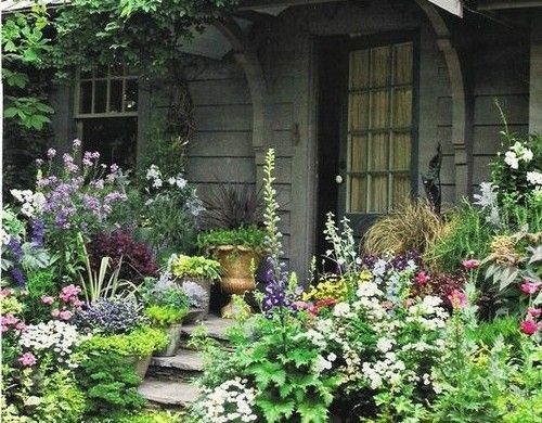 Gartenplaner  gartenplaner idee steine kiesel blumen pflanzen | garten | Pinterest