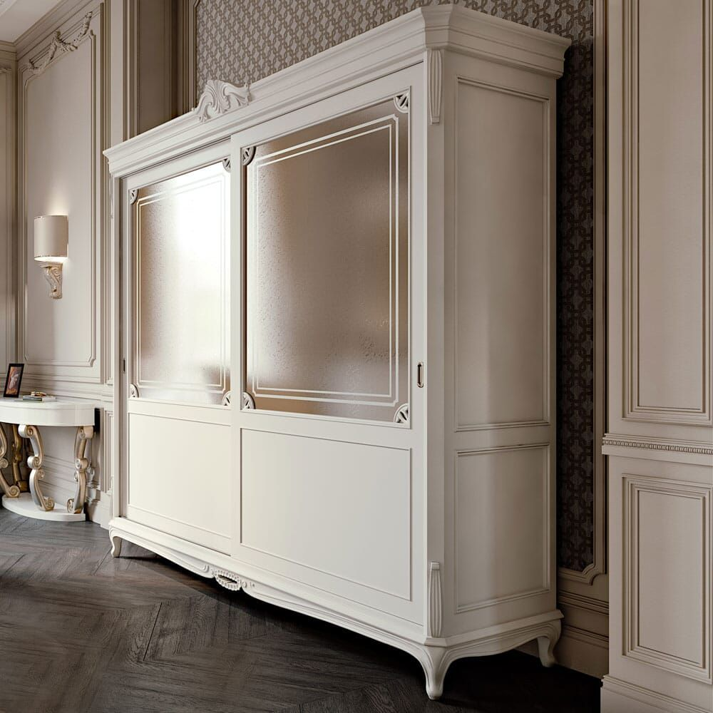 classic reproduction large wardrobe in 2020  luxury