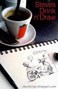 Drink n Draw Blog