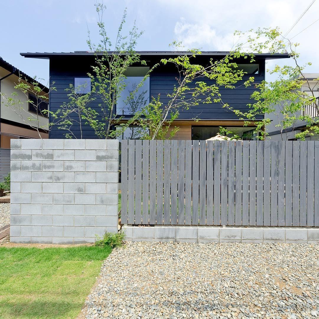 ガルバリウム鋼板の外壁に屋根 スタイリッシュな仕上がりになります