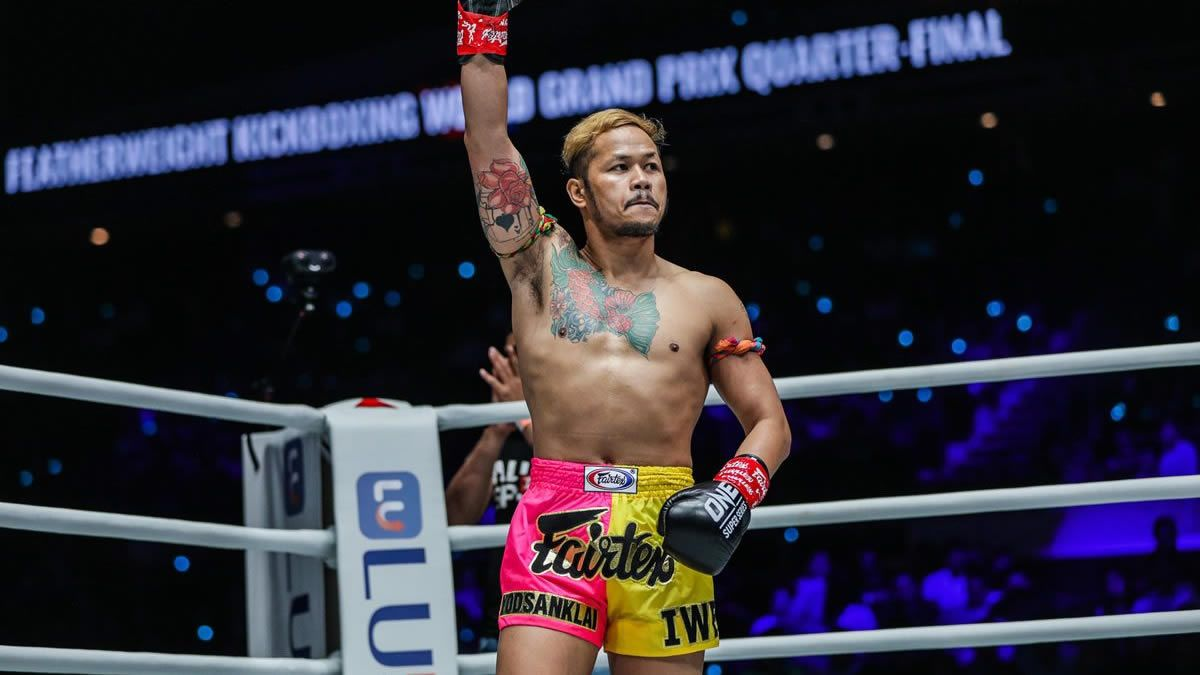 Yodsanklai vs. Petrosyan in the making, Buakaw called out (With ...