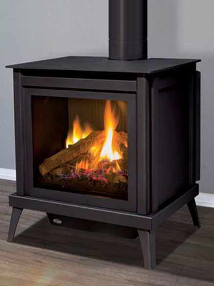 Enviro S40 Gas Freestanding Stove In 2020 Stove Gas Fireplace