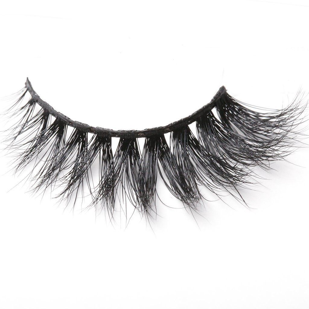 44403d00f53 Arimika Handmade Reusable Wispy 3D Mink False Eyelashes For Makeup 1 Pair  Pack D11. Arimika