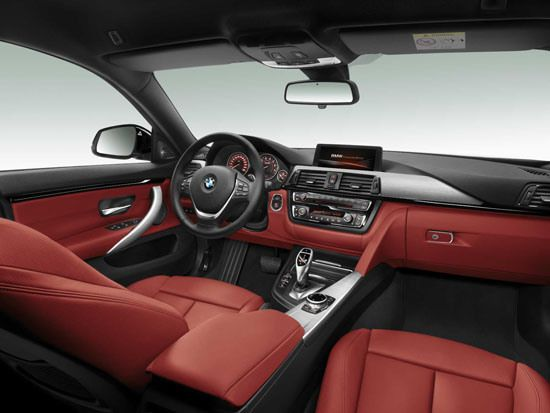 Bmw 4 Series Gran Coupe Revealed With Images Bmw 4 Series
