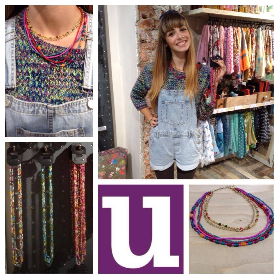 Uneeka.life ELLA'S PICK OF THE WEEK Beaded Necklaces  These bright beaded necklaces are new in this week and we can't get enough of them! A perfect edition to your summer wardrobe...