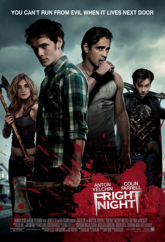Fright Night 2011 A Hora Do Espanto Com Imagens A Hora Do