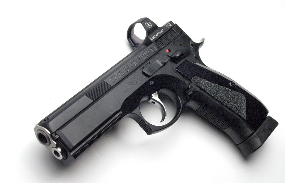 Pin by RAE Industries on cz | Hand guns, Guns, Cz 75