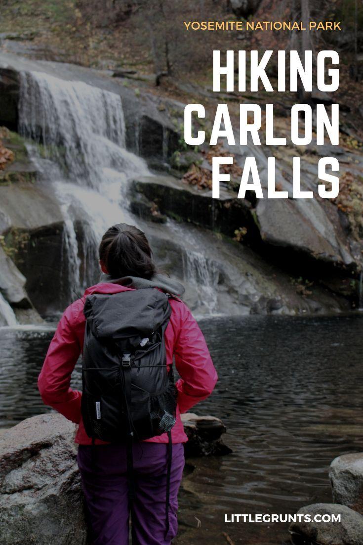 Hiking Carlon Falls, Yosemite National Park.   Yosemite ...