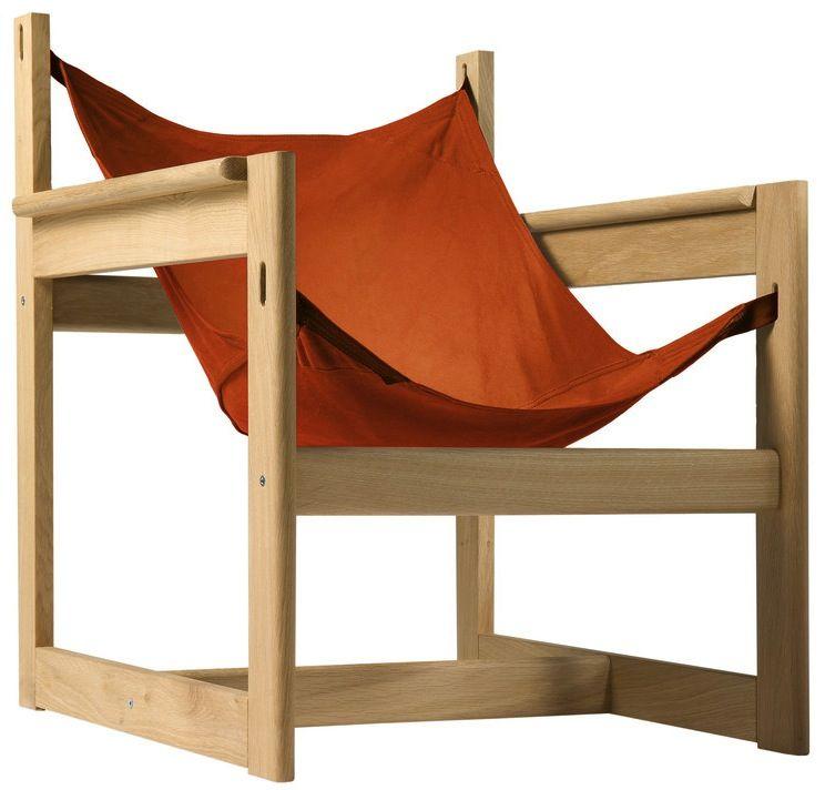 Fauteuil Pelicano - orange by Objekto. Retrouvez nos fauteuils design sur amateur de design: http://www.amateurdedesign.com/