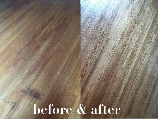 White Oak Golden Oak Before And After Floor Refinishing Stain Bona Traffic Hd Full Post Http Www Layer Refinishing Floors Golden Oak Floors Golden Oak