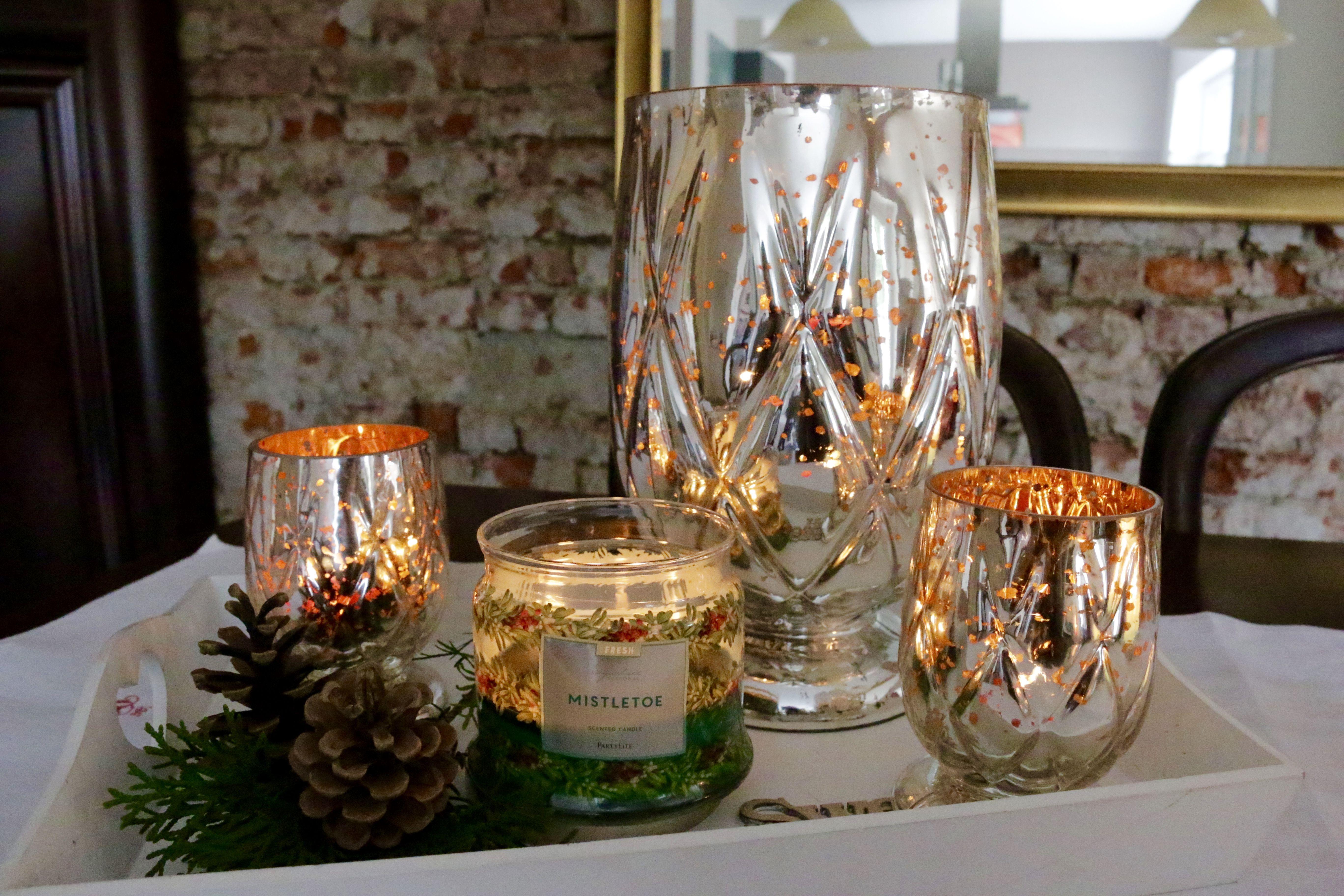 Shabby Chic Deko Kerzen Tablett Ideen Kerzen Deko Haus Dekoration Kerzen