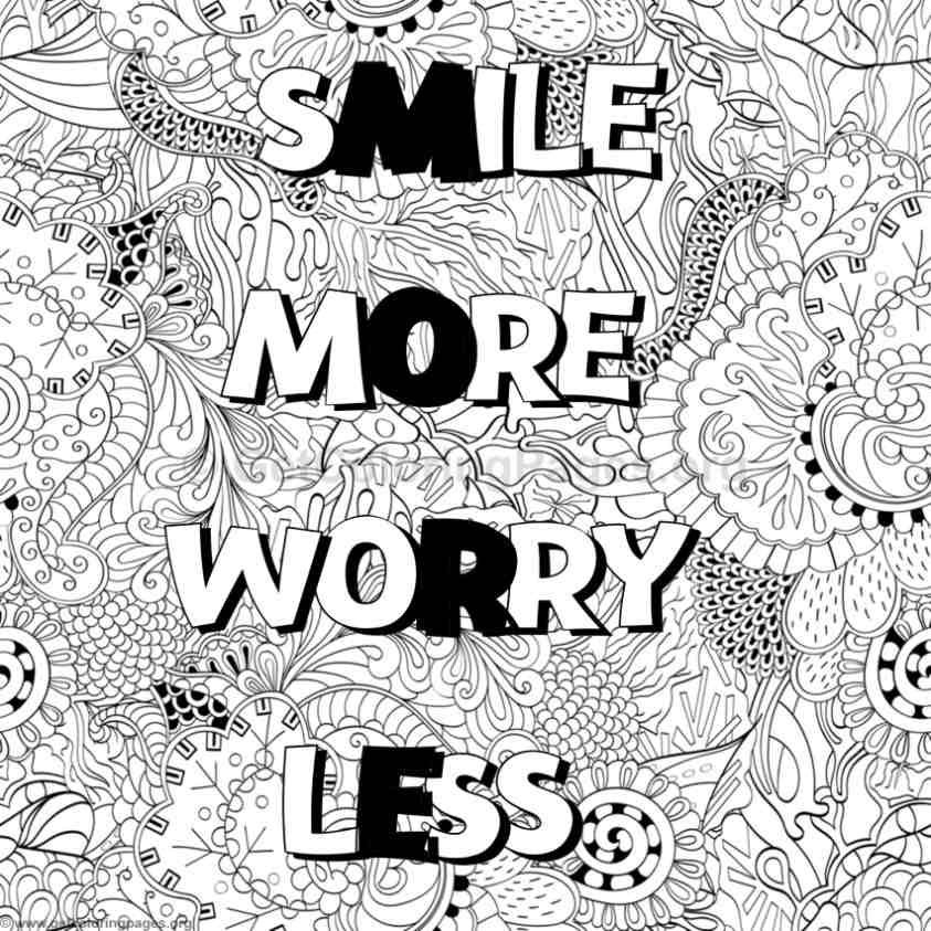 Inspirational Word Coloring Pages #73 – GetColoringPages.org ...