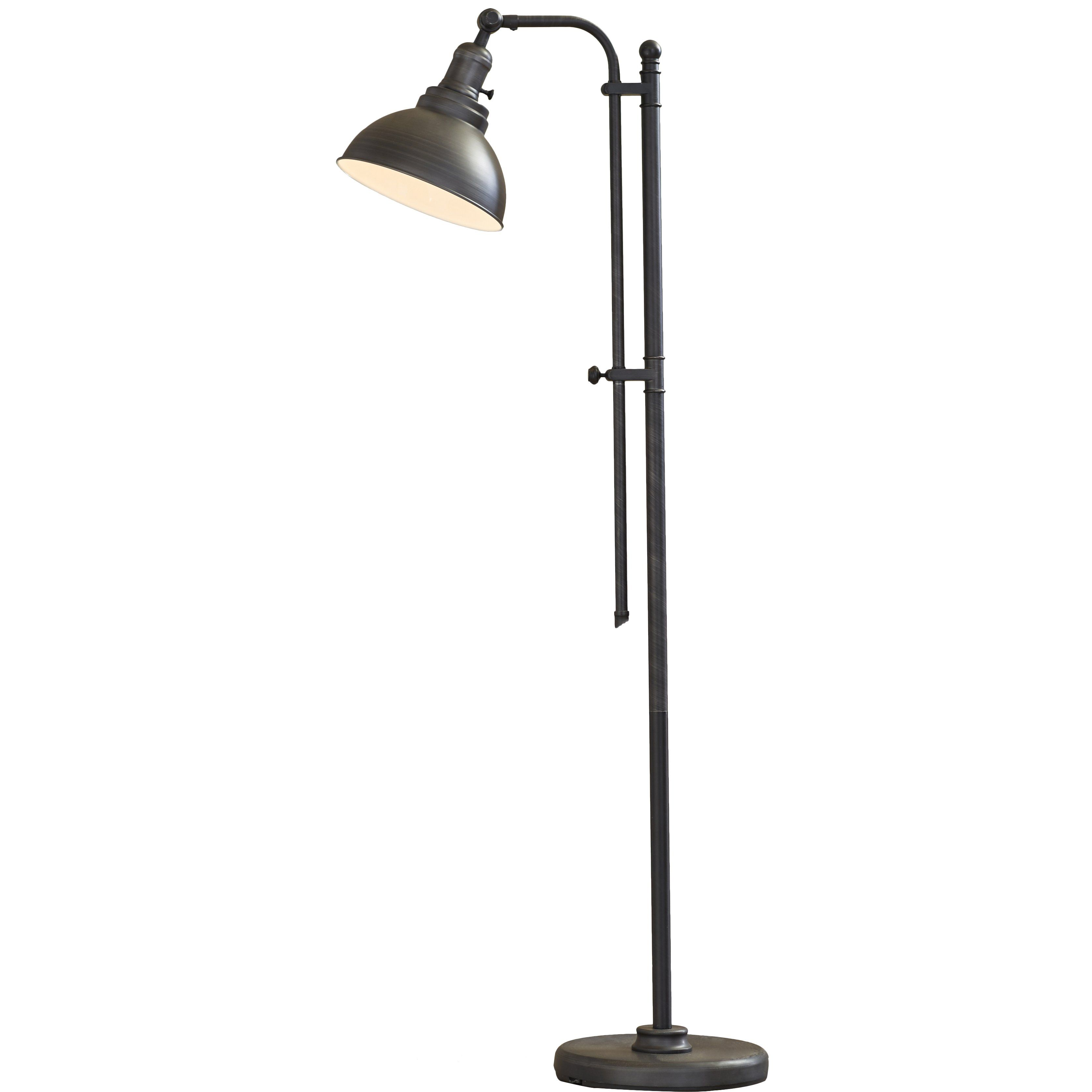"Trent Austin Design Kaibab 65"" Task Floor Lamp"