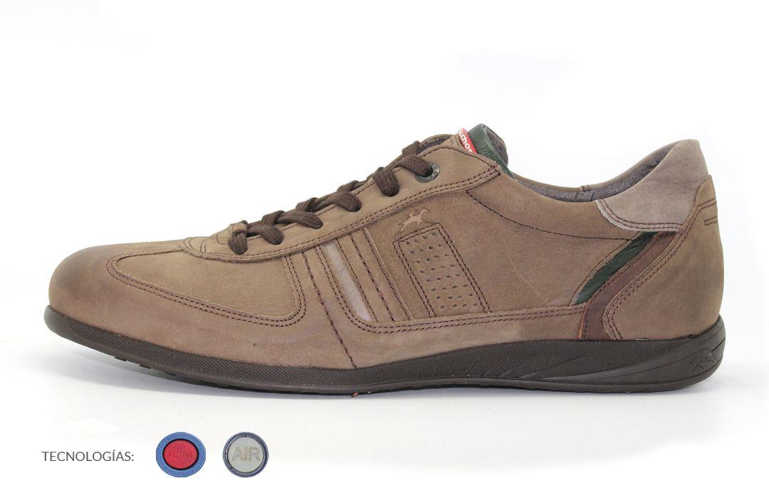 Hommes Ulises Chaussures De Sport Bas-top Fluchos HmM5Vw