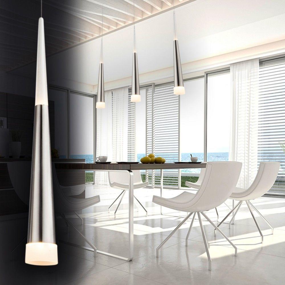 Details zu LED Hängeleuchte Design Pendellampe Leuchte Hängelampe ...