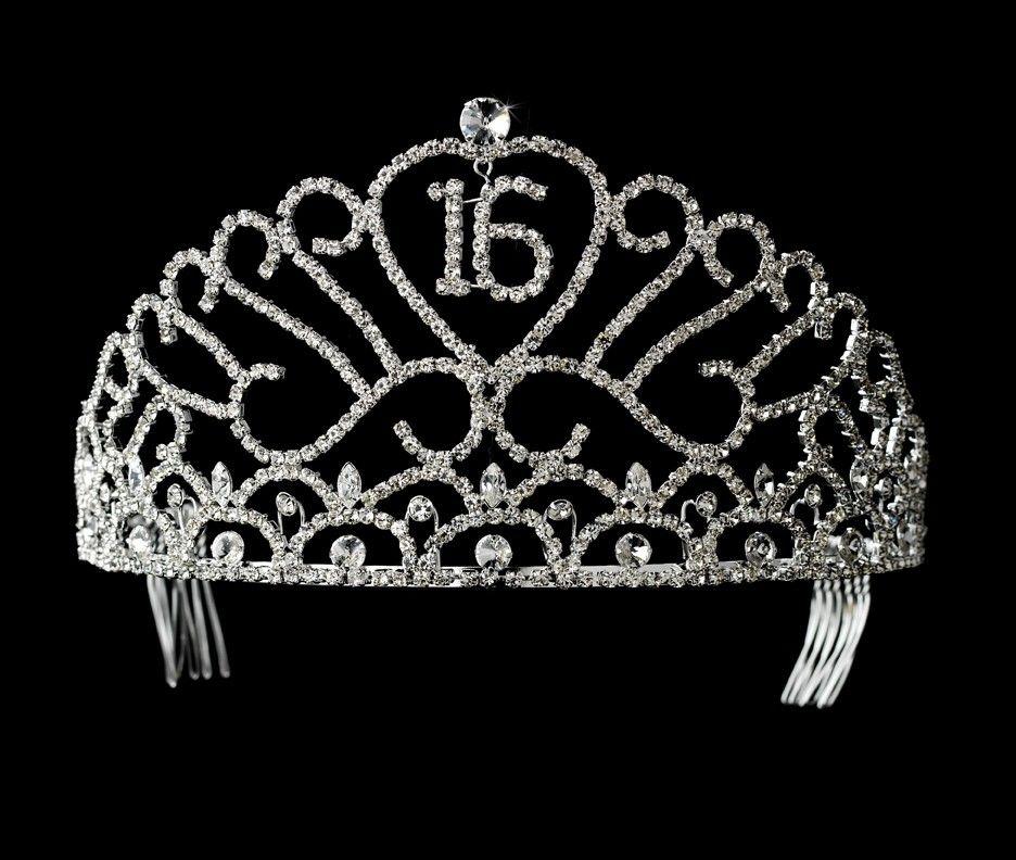 Sweet 15 Fashion Tiara