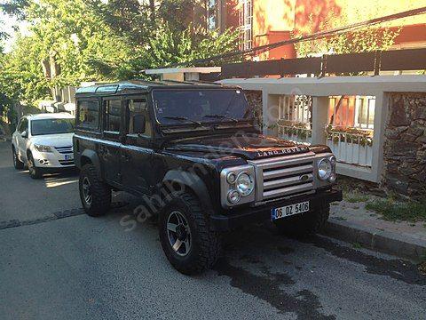 1987 Land Rover Defender 110 2 5 29 500 Tl Sahibinden Satilik Ikinci El 132395818 Land Rover Defender Land Rover Suv