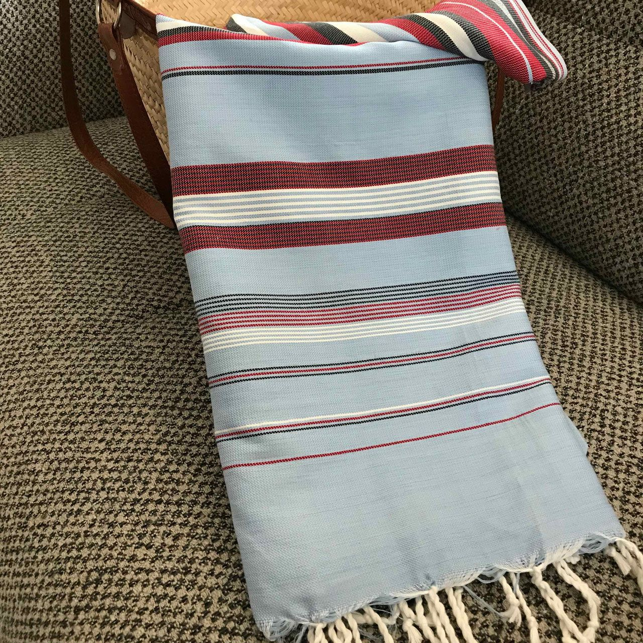 fouta drap de plage classic stripes pinterest amigurumi. Black Bedroom Furniture Sets. Home Design Ideas